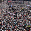 crowd in Tahrir